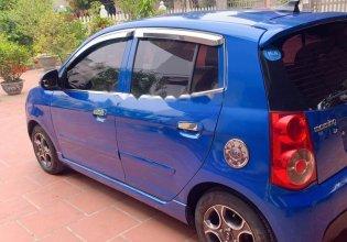 Cần bán lại xe Kia Morning năm sản xuất 2008, màu xanh lam, xe nhập, giá 219tr giá 219 triệu tại Thái Nguyên