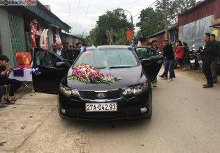 Bán ô tô Kia Cerato năm sản xuất 2010, màu đen, nhập khẩu chính hãng giá 270 triệu tại Điện Biên