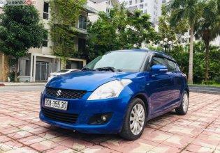 Cần bán xe Suzuki Swift 1.4 AT năm 2014, màu xanh lam, giá tốt giá 390 triệu tại Hà Nội
