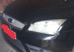 Bán xe Ford Focus đời 2007, màu đen xe nguyên bản giá 185 triệu tại Long An