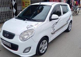Cần bán xe cũ Kia Morning LX 1.1 MT sản xuất 2009, màu trắng giá 130 triệu tại Vĩnh Phúc