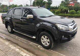 Bán ô tô Isuzu Dmax LS 3.0 4x2MT đời 2014, màu đen, xe nhập chính chủ giá 390 triệu tại Hà Nội