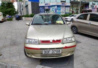 Cần bán gấp xe cũ Fiat Albea ELX 2007, màu vàng giá 120 triệu tại Hà Nội