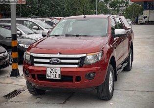Cần bán gấp Ford Ranger XLS AT 2014, màu đỏ, nhập khẩu nguyên chiếc số tự động, giá tốt giá 458 triệu tại Hà Nội