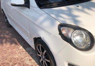 Cần bán xe Kia Morning 2012, màu trắng xe nguyên bản giá 180 triệu tại Phú Thọ