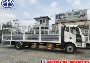 Gía xe tải FAW thùng dài 7T25 thùng mui bạt, thùng 10 mét giá 950 triệu tại Tp.HCM