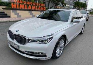Bán xe BMW 7 Series 740Li năm sản xuất 2015, màu trắng, nhập khẩu nguyên chiếc chính hãng giá 2 tỷ 999 tr tại Hà Nội