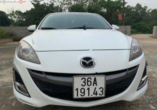 Bán Mazda 3 1.6 AT sản xuất 2011, màu trắng, nhập khẩu chính hãng giá 350 triệu tại Ninh Bình