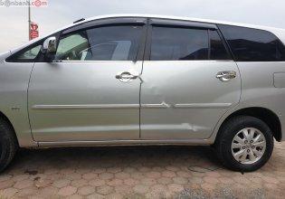 Bán ô tô Toyota Innova G đời 2009, màu bạc, giá tốt giá 355 triệu tại Hà Nội