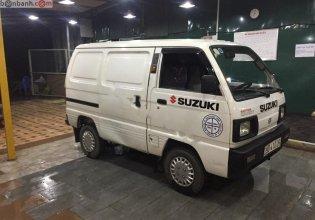 Bán Suzuki Super Carry Van 2008, màu trắng, số sàn, 115 triệu giá 115 triệu tại Hà Nội