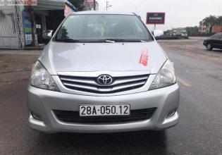 Bán Toyota Innova 2.0G năm 2011, màu bạc giá 395 triệu tại Hải Dương