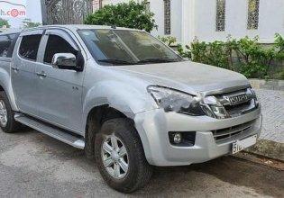 Cần bán lại Isuzu Dmax năm 2013, màu bạc, xe nhập, ít sử dụng  giá 379 triệu tại Tp.HCM