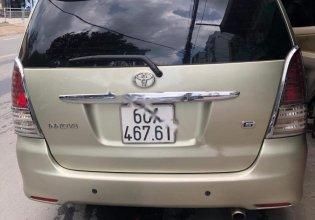 Cần bán lại xe Toyota Innova G đời 2009, xe gia đình giá 365 triệu tại Đồng Nai