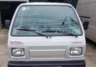 Cần bán Suzuki Super Carry Van năm sản xuất 2004, màu trắng giá 105 triệu tại Hà Nội