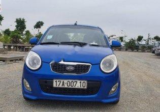 Cần bán lại xe Kia Morning đời 2012, màu xanh lam chính chủ giá 168 triệu tại Hải Phòng