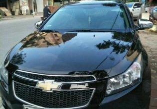 Bán Chevrolet Cruze LS 1.6 MT đời 2011, màu đen, 315tr giá 315 triệu tại Lào Cai