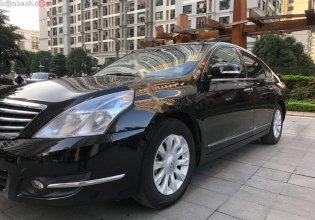 Bán Nissan Teana 2.0 AT 2010, màu đen, nhập khẩu   giá 408 triệu tại Hà Nội