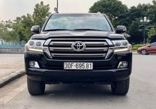 Cần bán gấp Toyota Land Cruiser đời 2016, màu đen, nhập khẩu nguyên chiếc giá 3 tỷ 520 tr tại Hà Nội