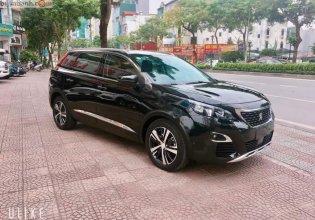Cần bán gấp Peugeot 5008 1.6 AT sản xuất năm 2018, màu đen giá 1 tỷ 236 tr tại Hà Nội