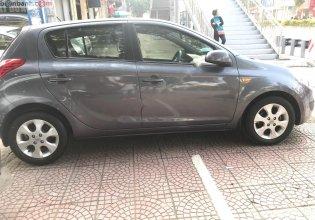 Cần bán Hyundai i20 1.4 AT sản xuất năm 2011, màu xám, nhập khẩu chính chủ giá 320 triệu tại Hà Nội