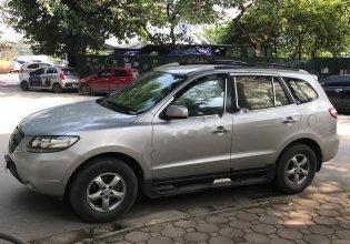 Bán Hyundai Santa Fe 2.2 MT năm 2008, màu bạc, nhập khẩu   giá 449 triệu tại Hà Nội