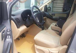 Bán ô tô Hyundai Grand Starex năm sản xuất 2017, màu bạc, xe nhập chính hãng giá 789 triệu tại Hà Nội