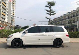 Bán xe Honda Odyssey đời 2008, màu trắng, nhập khẩu nguyên chiếc chính hãng giá 530 triệu tại Tp.HCM