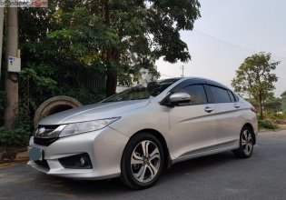 Bán Honda City 1.5 AT đời 2016, màu bạc, xe cũ giá 465 triệu tại Hà Nội
