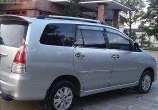 Bán Toyota Innova G sản xuất năm 2011, màu bạc, chính chủ  giá 436 triệu tại Bình Phước