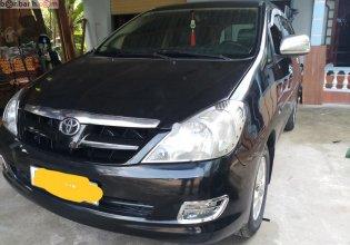 Cần bán xe cũ Toyota Innova đời 2006, màu đen, giá cạnh tranh giá 275 triệu tại TT - Huế