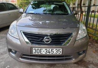 Cần bán lại xe Nissan Sunny 1.5 XL đời 2016, màu nâu, chính chủ giá 345 triệu tại Hà Nội