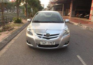 Bán ô tô Toyota Vios sản xuất 2010, màu bạc số sàn giá 315 triệu tại Hải Dương