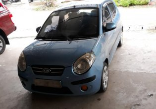 Bán Kia Morning đời 2009, màu xanh lam xe còn mới giá 120 triệu tại Tuyên Quang