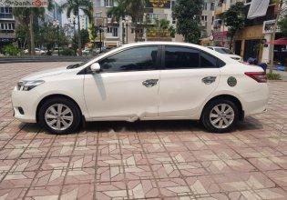 Cần bán xe Toyota Vios 1.5E năm 2017, màu trắng số sàn, giá tốt giá 442 triệu tại Hà Nội