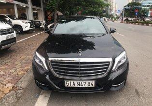 Cần bán xe Mercedes S400 đời 2014, màu đen giá 2 tỷ 465 tr tại Hà Nội