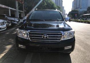 Bán xe Toyota Land Cruiser năm 2010, màu đen, nhập khẩu giá 1 tỷ 680 tr tại Hà Nội
