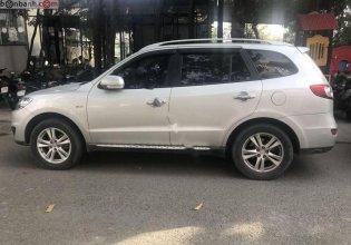 Bán Hyundai Santa Fe SLX đời 2010, màu bạc, nhập khẩu  giá 598 triệu tại Tp.HCM