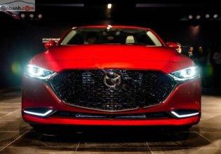 Cần bán xe Mazda 3 1.5L Sport Luxury đời 2019, màu đỏ giá 789 triệu tại Đà Nẵng