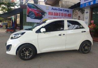 Bán ô tô Kia Morning đời 2013, màu trắng, nhập khẩu chính hãng giá 239 triệu tại Hải Phòng