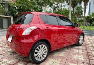 Cần bán lại xe Suzuki Swift năm sản xuất 2014, màu đỏ chính chủ giá 409 triệu tại Hà Nội