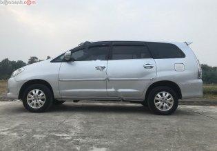 Cần bán gấp Toyota Innova G sản xuất 2011, màu bạc chính chủ, 350tr giá 350 triệu tại Tuyên Quang