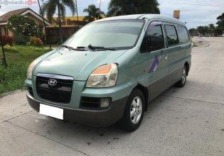 Cần bán gấp Hyundai Starex sản xuất năm 2005, xe nhập số sàn giá cạnh tranh giá 195 triệu tại Tp.HCM