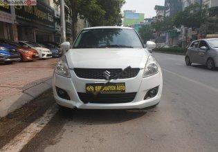 Bán Suzuki Swift 1.4AT sản xuất năm 2017, màu trắng giá 450 triệu tại Hà Nội
