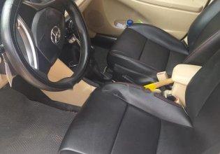 Bán Toyota Vios năm 2015, màu vàng cát xe còn mới nguyên giá 395 triệu tại Hà Nội