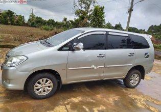 Bán Toyota Innova đời 2006, màu bạc, nhập khẩu   giá 210 triệu tại Đắk Lắk