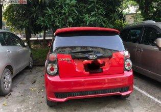 Cần bán lại xe Kia Morning đời 2010, màu đỏ, nhập khẩu chính hãng giá 270 triệu tại Hà Nội