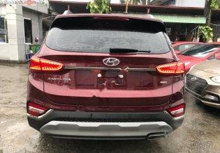 Bán Hyundai Santa Fe 2.2L 2019, màu đỏ, giá tốt giá 1 tỷ 60 tr tại Hải Phòng
