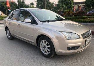 Bán xe Ford Focus 2006, màu vàng xe còn mới giá 215 triệu tại Hà Nội