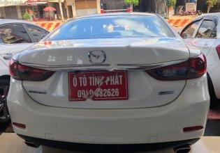 Bán Mazda 6 2.0AT năm 2016, màu trắng, 630tr giá 630 triệu tại Đắk Lắk