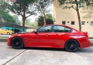 Bán BMW 3 Series đời 2016, màu đỏ, nhập khẩu nguyên chiếc chính hãng giá 1 tỷ 230 tr tại Hà Nội